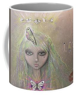 Bird From Spirit World  Coffee Mug