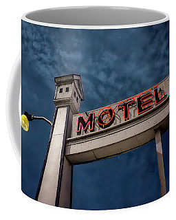 Bird House Motel #2 Coffee Mug