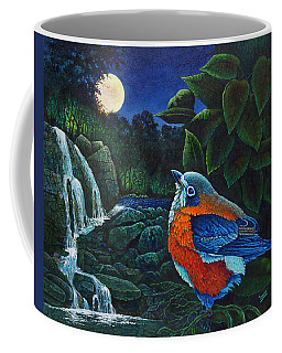 Bird In Paradise Viii Coffee Mug