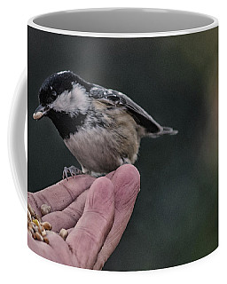 Bird In The Hand  Coffee Mug