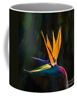 Bird Of Paradise Flower    Go2 Coffee Mug