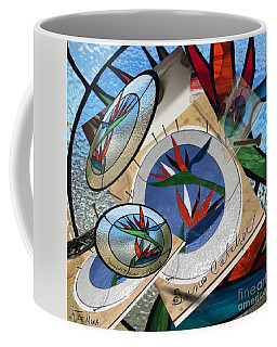 Bird Of Pardise Starling Saver Coffee Mug