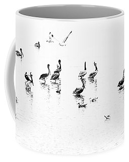 Bird Party Coffee Mug