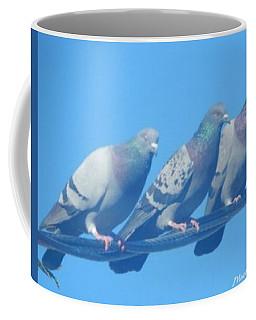 Bird Trio Coffee Mug
