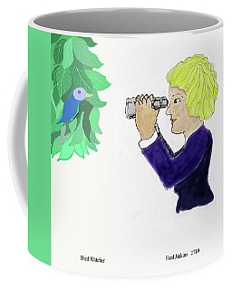 Bird Watcher Coffee Mug
