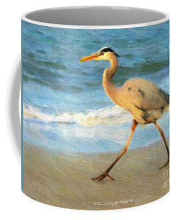 Bird With A Purpose Coffee Mug