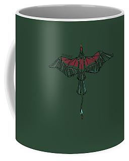 birdEYE volcano III Coffee Mug