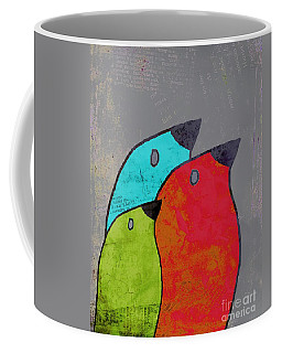 Birdies - V11b Coffee Mug