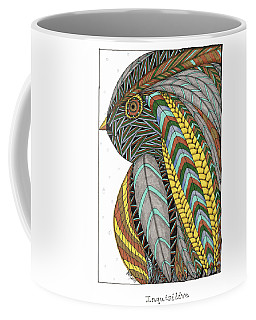 Bird_inquisitive_s007 Coffee Mug