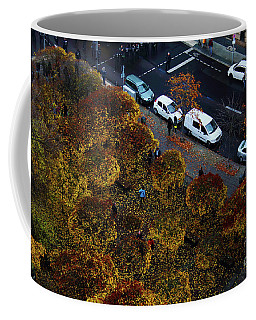 Bird's Eye Over Berlin Coffee Mug