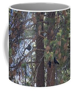 Birds In A Tree Coffee Mug