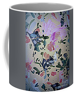 Coffee Mug featuring the painting   Birds In Paradise by Nancy Kane Chapman