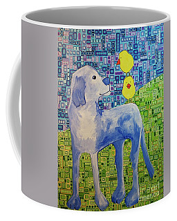 Birds Just Have Questions Coffee Mug