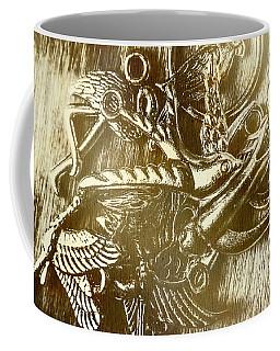 Birds Of Metal Coffee Mug