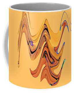 Birds Of Paradise Improvisation Coffee Mug