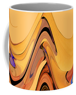 Birds Of Paradise Improvisation Coffee Mug