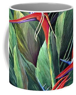 Birds Of Paradise Coffee Mug
