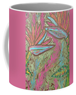 Birds Of Paradise Coffee Mug by Jonathon Hansen