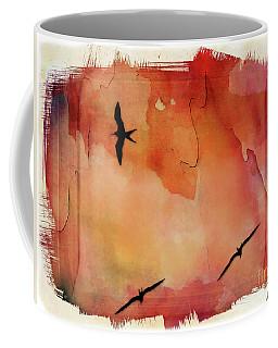Birds Of Pedasi, In The Dry Arc Of Panama II Coffee Mug