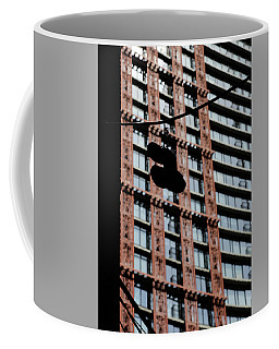 Coffee Mug featuring the photograph Birds Of Soul  by Empty Wall