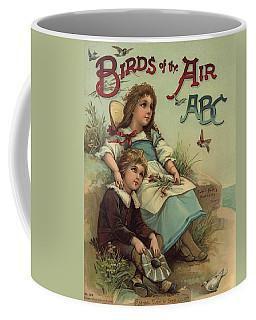 Birds Of The Air Coffee Mug by Reynold Jay