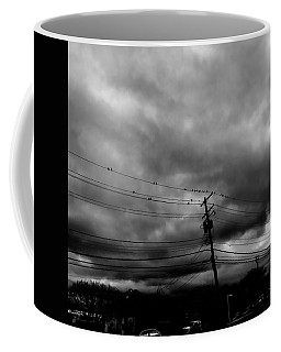Birds On A Wire 2018 Coffee Mug