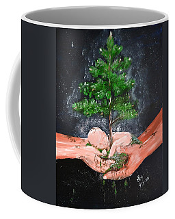 Birth Of A Dream Coffee Mug