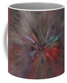 Coffee Mug featuring the painting Birth Of A Soul by Michael Lucarelli