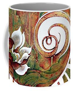 Birth Of Lotus Land Coffee Mug