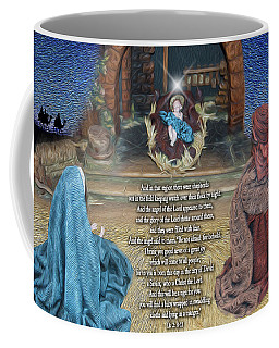 Birth Of Our Lord Coffee Mug