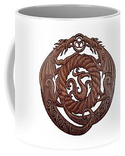 Birth Of The Phoenix Coffee Mug