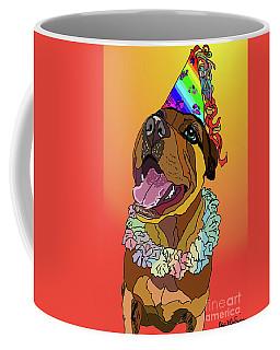 Birthday Girl Coffee Mug by Ania M Milo