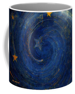 Birthed In Stars Coffee Mug