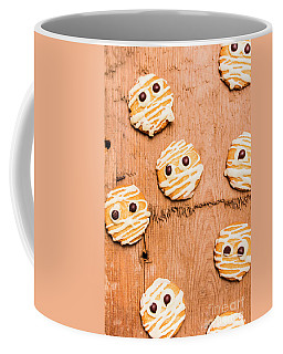 Biscuit Gathering Of Monster Mummies Coffee Mug
