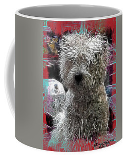 Bishon Frise Coffee Mug by EricaMaxine  Price