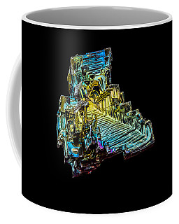 Bismuth Crystal Coffee Mug