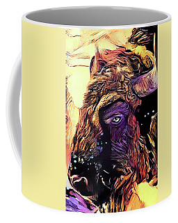 Bison Beauty Coffee Mug