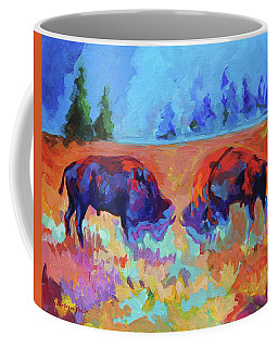Bison Contest Coffee Mug