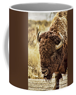 Bison Nod Coffee Mug