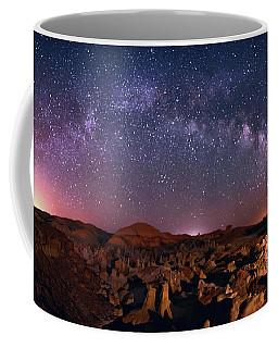 Bisti Badlands Night Sky - 2 Coffee Mug