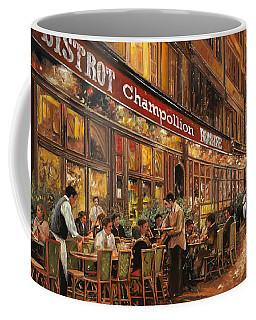 Bistrot Champollion Coffee Mug