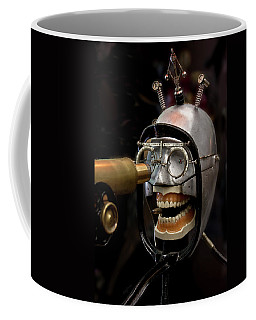 Bite The Bullet - Steampunk Coffee Mug