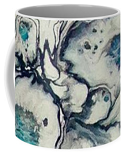 Bits Of Blu Coffee Mug