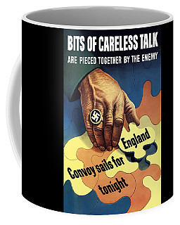 Bits Of Careless Talk Coffee Mug