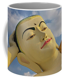 Coffee Mug featuring the photograph Biurma_d1838 by Craig Lovell
