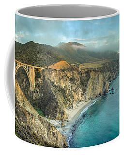 Bixby Bridge At Big Sur Coffee Mug