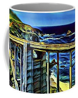 Bixby Creek Bridge - Big Sur Coffee Mug