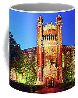 Bizzell Lights Coffee Mug