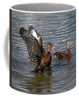 Black-bellied Whistling Ducks Coffee Mug