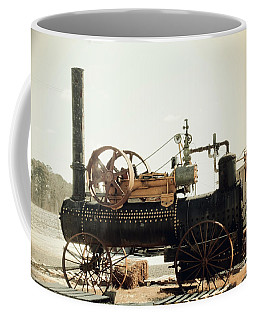 Black And Glorious Steam Machine Coffee Mug